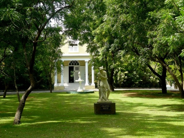 BNT Open House Programme 2017 - Colleton House, St. Peter