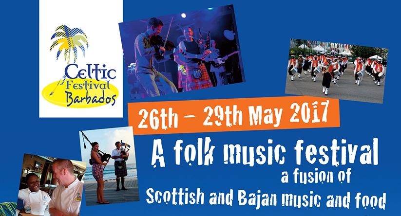 Celtic Festival Barbados 2017
