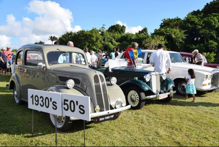Content Classic Car Revival