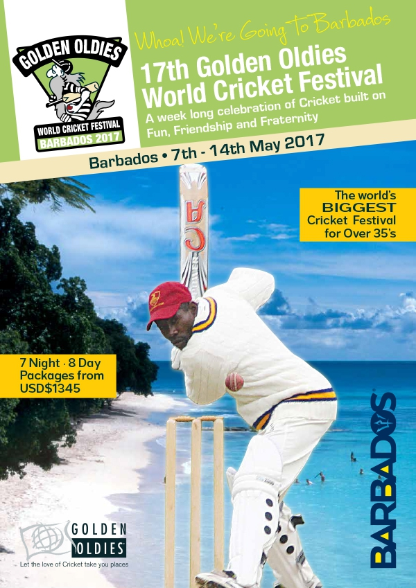 17th Golden Oldies World Cricket Festival 2017