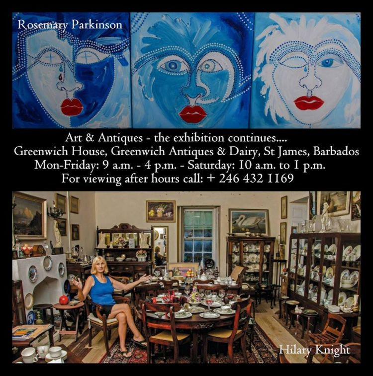Greenwich House Art & Antiques Exhibition
