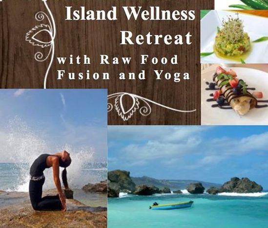 Island Wellness Retreat - Raw Food and Yoga