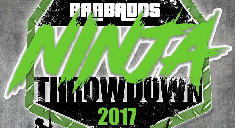 Barbados Ninja Throwdown 2017