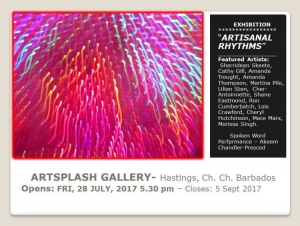ArtSplash Art Gallery Exhibition - Artisanal Rhythms