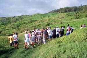 BNT Hike Barbados Programme 2017 - October