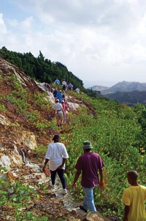 BNT Hike Barbados Programme 2017 - September