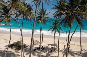 A true slice of paradise, Bottom Bay beach