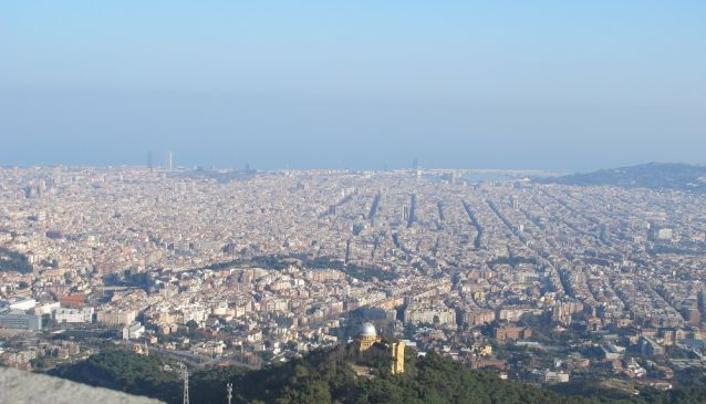 Barcelona Voted 'World's Best Summer City'