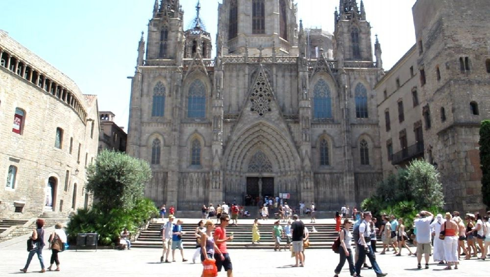 Barcelona Churches - Cathedral