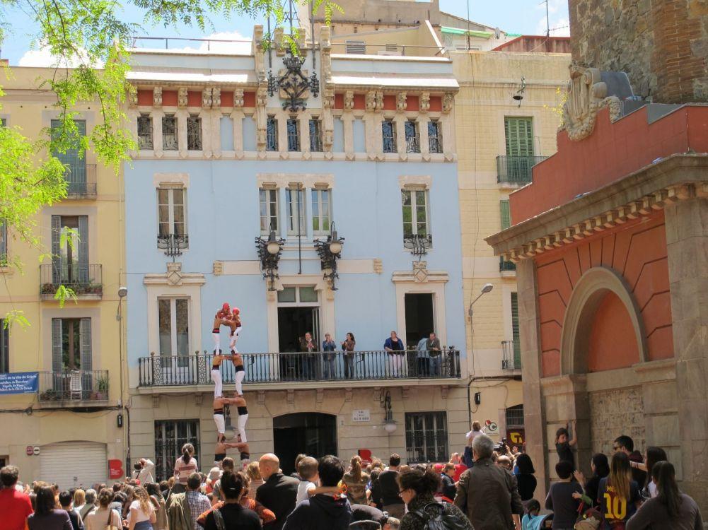 Gràcia district - Vila de Gràcia Square