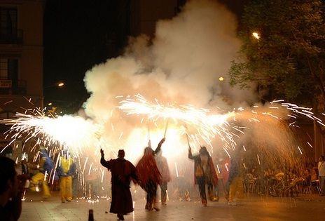 Barcelona La Mercè Festival