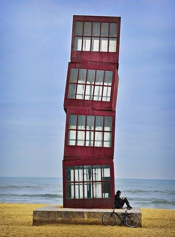 Barcelona Beaches: photo credit: Pinterest