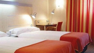 Barcelona Hotel Holiday Inn Express Montmeló