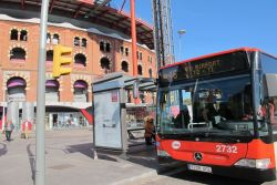 Barcelona Airport: BUS 46: Transfer Bus between Airport and Plaça Espanya