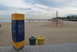 Barcelona Beaches: Sant Sebasti? Beach