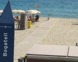 Barcelona Beaches, Bogatell Beach