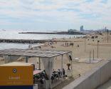 Barcelona Beaches, Llevant Beach
