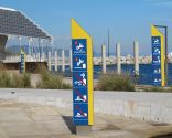 Barcelona Beaches, Fòrum Bathing Area