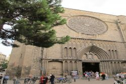 Barcelona Churches, Santa Maria del Pi Church