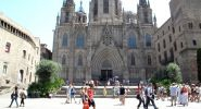 Barcelona Churches, Cathedral of Barcelona