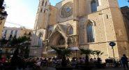 Barcelona Churches, Santa Maria del Mar Church