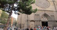 Barcelona Churches, Santa Maria del Pi Church