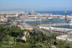 Barcelona City - The old port