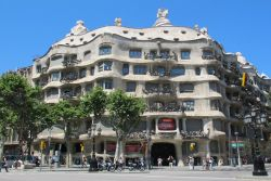 Barcelona Districts, City Centre - Sagrada Família