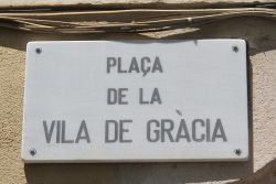 Barcelona Districts, Gr? cia