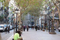 Barcelona districts: Old city district - El Born