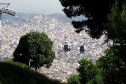 Cable Car to Montjuïc Mountain
