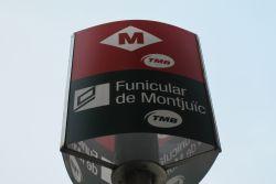 Funicular Railway to Montjuïc Mountain