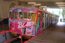 Barcelona Funicular Railway to Tibidabo Mountain