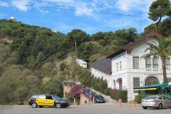 Funicular Railway to Tibidabo Mountain