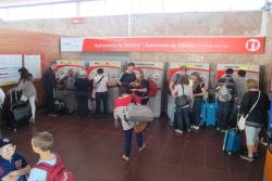 Getting to and from Barcelona Airport by Train