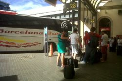 Bus to Girona Airport