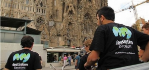 My Destination Barcelona Team - Bike Tour in Barcelona