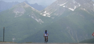 Bike Training in the Alps with the My Destination Barcelona Team.