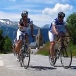 My Destination Barcelona Team - Training in the French Alps