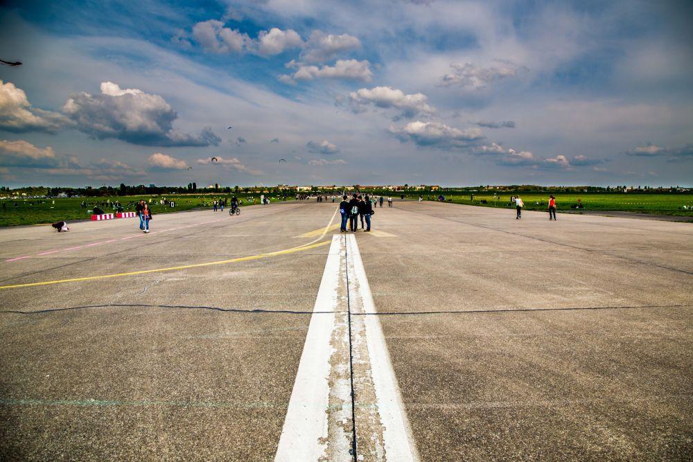 Tempelhof Airfield Berlin