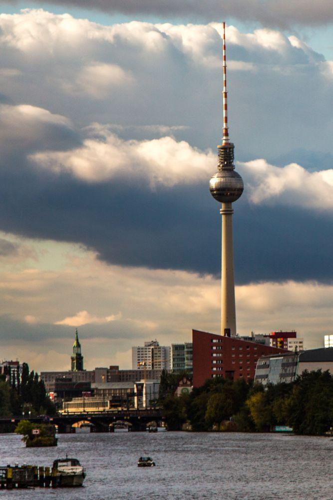 The Berliner Fernsehturm