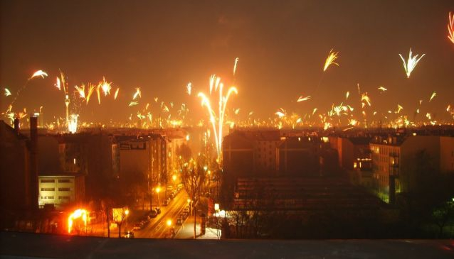 New Years Eve in Berlin!
