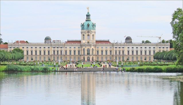 Visit Schloss Charlottenburg or Peacock Island