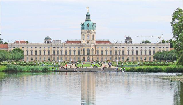 Visit Schloss Charlottenburg or Peacock Island
