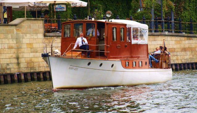 Take a private boat tour