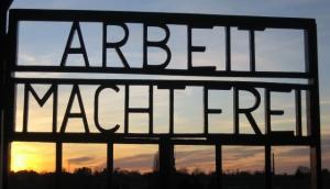 Konzentrationslager Sachsenhausen (Sachsenhausen concentration camp)
