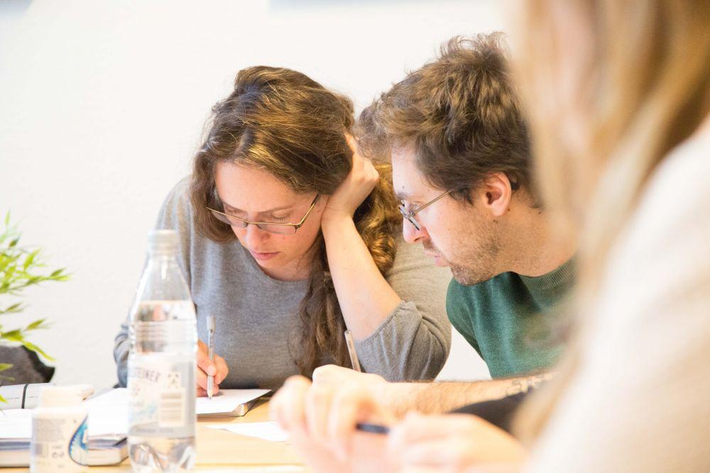 Language learning at the Deutsch Akademie