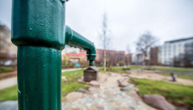 Wasserbrunnen in Berlin