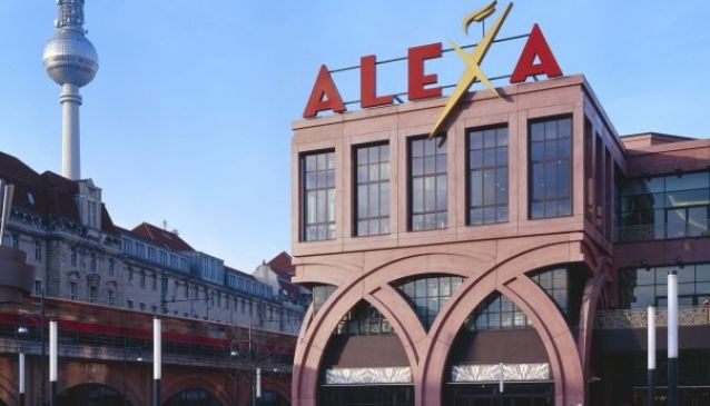 Alexa Shopping Centre
