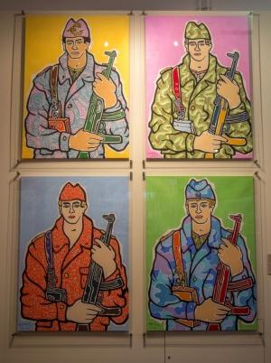 DDR Art